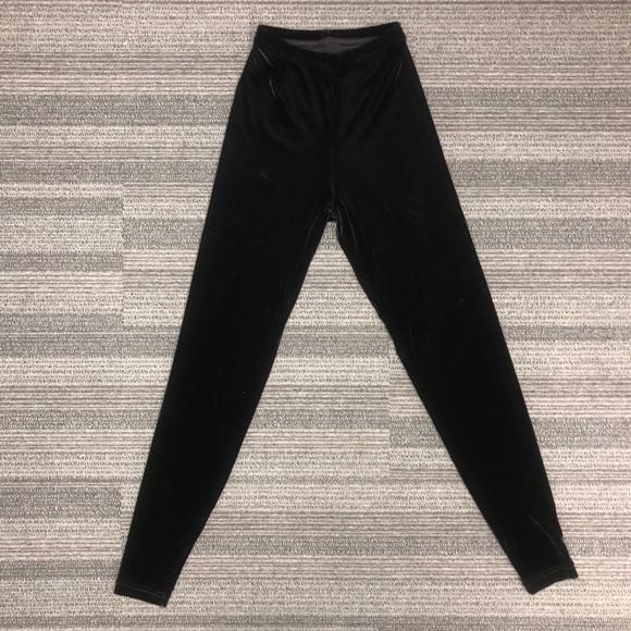 American Apparel Pants - ❤️ 2 FOR $14 ! AMERICAN APPAREL VELVET TIGHTS